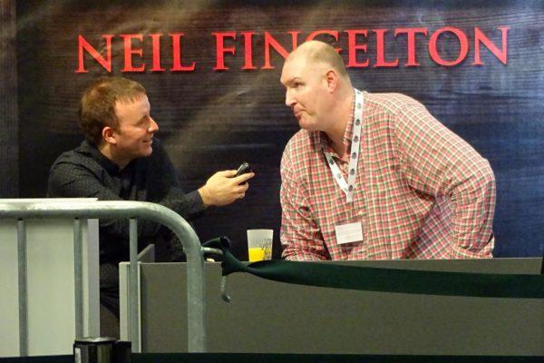 Neil Fingleton im Gespräch